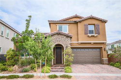Photo of 3217 PORTO VITTORIA Avenue, Henderson, NV 89044 (MLS # 1998513)