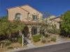 Photo of 823 PASEO CERRO Place, Las Vegas, NV 89138 (MLS # 2002800)