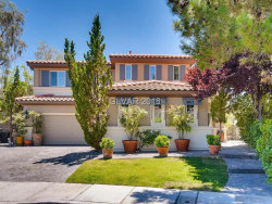 Photo of 2950 CIMINI Court, Henderson, NV 89052 (MLS # 2003544)