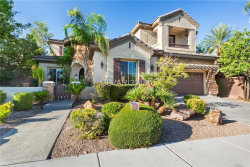 Photo of 1473 FOOTHILLS VILLAGE Drive, Henderson, NV 89012 (MLS # 2014461)