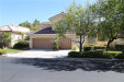 Photo of 2028 SCARLET ROSE Drive, Las Vegas, NV 89134 (MLS # 2027197)
