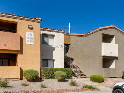 Photo of 3151 SOARING GULLS Drive, Unit 1064, Las Vegas, NV 89128 (MLS # 2040680)