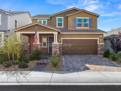Photo of 3213 BRESCIA BANK Avenue, Henderson, NV 89044 (MLS # 2040943)