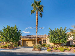 Photo of 11544 GLOWING SUNSET Lane, Las Vegas, NV 89135 (MLS # 2042480)