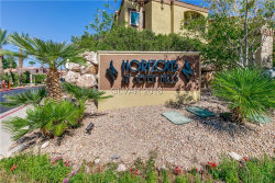 Photo of 950 SEVEN HILLS Drive, Unit 227, Henderson, NV 89052 (MLS # 2042987)