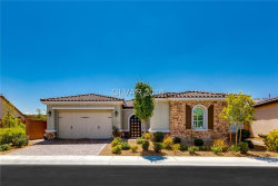 Photo of 2543 DESANTE Drive, Henderson, NV 89044 (MLS # 2044286)