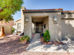 Photo of 309 Salinas Drive, Henderson, NV 89014 (MLS # 2047212)