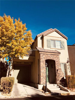 Photo of 1692 BAMBOO RAIN Avenue, Las Vegas, NV 89183 (MLS # 2050995)