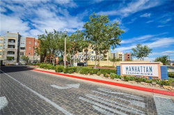 Photo of 38 SERENE Avenue, Unit 110, Las Vegas, NV 89123 (MLS # 2051565)