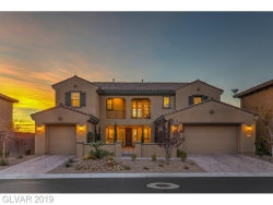 Photo of 2909 SAINT ROMAN Street, Henderson, NV 89044 (MLS # 2052184)