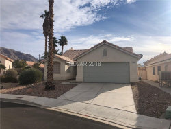 Photo of 6483 CEDAR BREAKS Avenue, Las Vegas, NV 89156 (MLS # 2053941)