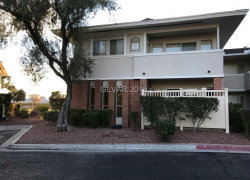 Photo of 2879 GEARY Place, Unit 2803, Las Vegas, NV 89109 (MLS # 2055952)
