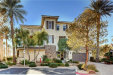 Photo of 55 LUCE DEL SOLE, Unit 3, Henderson, NV 89011 (MLS # 2060541)