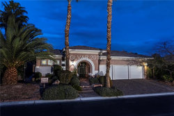 Photo of 11286 WINTER COTTAGE Place, Las Vegas, NV 89135 (MLS # 2062080)