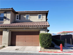 Photo of 8491 Classique Avenue, Unit 101, Las Vegas, NV 89178 (MLS # 2062556)