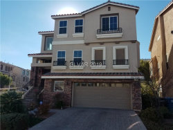Photo of 1141 ANCIENT TIMBER Avenue, Henderson, NV 89052 (MLS # 2063230)