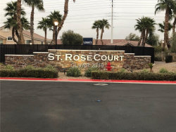 Photo of 2318 STEAMERS Avenue, Unit 102, Las Vegas, NV 89183 (MLS # 2063333)