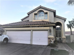 Photo of 3204 PARAGON POINTE Street, Las Vegas, NV 89129 (MLS # 2065461)