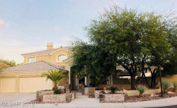 Photo of 102 CHATEAU WHISTLER Court, Las Vegas, NV 89148 (MLS # 2068002)