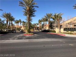 Photo for 2300 SILVERADO RANCH Boulevard, Unit 2018, Las Vegas, NV 89123 (MLS # 2069210)