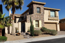 Photo of 1080 VIA SAINT LUCIA Place, Henderson, NV 89011 (MLS # 2073563)