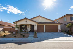 Photo of 257 PUNTO DI VISTA Drive, Henderson, NV 89011 (MLS # 2077189)