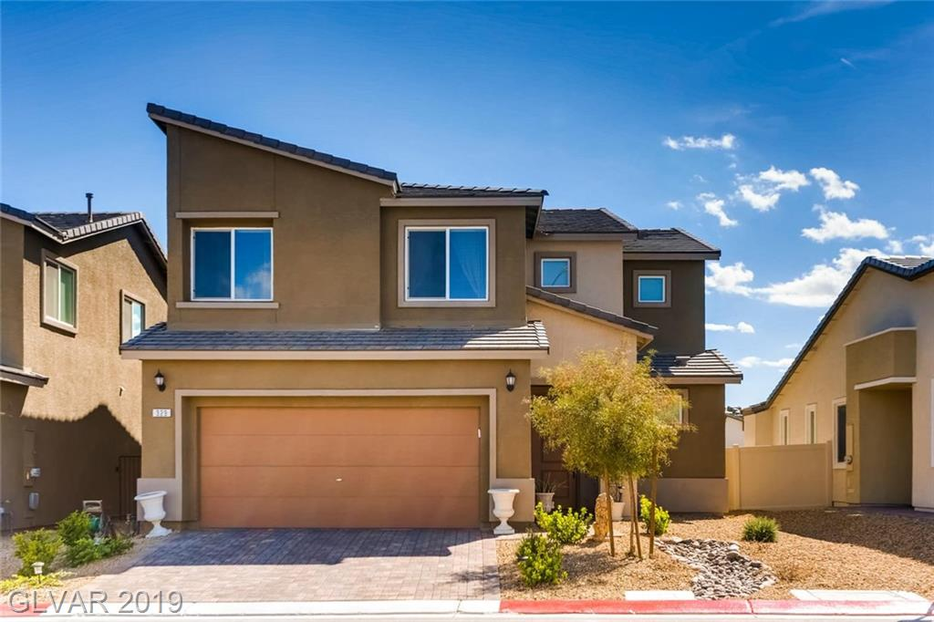 Photo for 329 SAN ANTONIO RIVER Street, North Las Vegas, NV 89084 (MLS # 2078203)