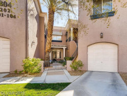 Photo of 804 DANA HILLS Court, Unit 102, Las Vegas, NV 89134 (MLS # 2078683)