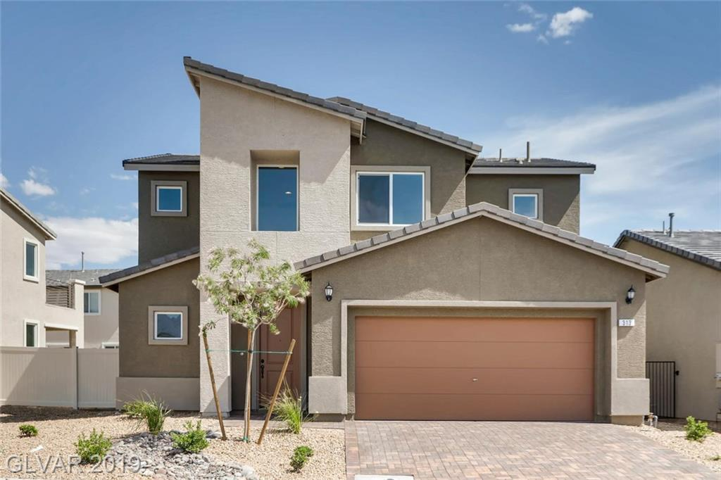 Photo for 313 COLDWELL STATION Road, North Las Vegas, NV 89084 (MLS # 2087645)