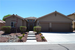 Photo of 6001 CANCUN Avenue, North Las Vegas, NV 89131 (MLS # 2088022)