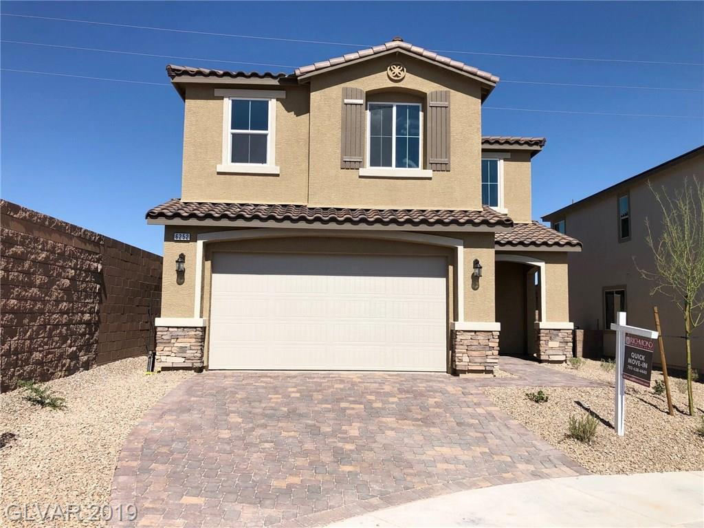 Photo for 6252 MARINE BLUE Street, North Las Vegas, NV 89081 (MLS # 2089283)