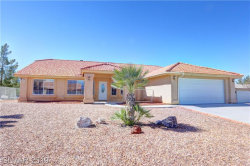 Photo of 5881 East SADDLETREE, Pahrump, NV 89061 (MLS # 2089320)