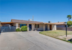 Photo of 4984 PANCHO VILLA Drive, Las Vegas, NV 89121 (MLS # 2089715)