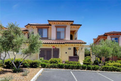Photo of 14 VIA VISIONE, Unit 104, Henderson, NV 89011 (MLS # 2093251)