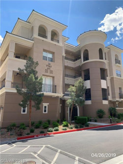 Photo of 9145 TESORAS Drive, Unit 401, Las Vegas, NV 89144 (MLS # 2095422)