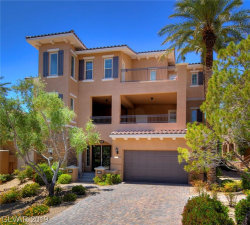 Photo of 75 LUCE DEL SOLE, Unit 3, Henderson, NV 89011 (MLS # 2097295)