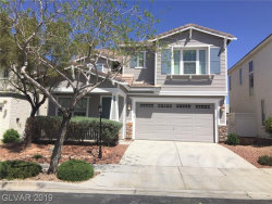 Photo of 2840 GLISTENING GROVE Avenue, Henderson, NV 89052 (MLS # 2098881)