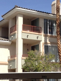 Photo of 7135 South Durango Drive, Unit 312, Las Vegas, NV 89113 (MLS # 2099723)