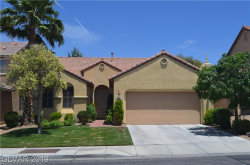 Photo of 1292 CORNET Street, Henderson, NV 89052 (MLS # 2102955)