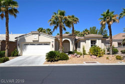 Photo of 4555 DENARO Drive, Las Vegas, NV 89135 (MLS # 2106728)