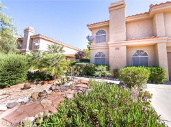 Photo of 2830 COOL WATER Drive, Las Vegas, NV 89074 (MLS # 2107211)