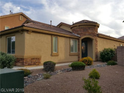 Photo of 3705 BLAKE CANYON Drive, North Las Vegas, NV 89032 (MLS # 2107293)