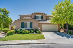 Photo of 1423 MINUET Street, Henderson, NV 89052 (MLS # 2109000)
