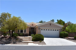 Photo of 5153 ESTASI Street, Las Vegas, NV 89135 (MLS # 2110350)