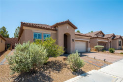 Photo of 617 VIALE MACHIAVELLI Lane, Henderson, NV 89011 (MLS # 2114129)