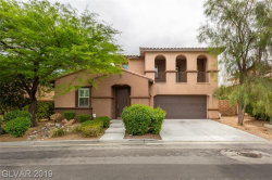 Photo of 857 LAS PALOMAS Drive, Las Vegas, NV 89138 (MLS # 2116422)