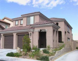 Photo of 836 COLINA ALTA Place, Las Vegas, NV 89138 (MLS # 2117661)