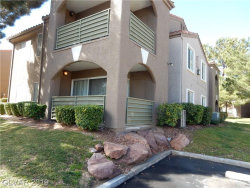 Photo of 2121 BLUE BREEZE Drive, Unit 104, Las Vegas, NV 89128 (MLS # 2125088)