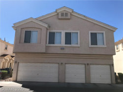 Photo of 6395 RUSTICATED STONE Avenue, Unit 101, Henderson, NV 89011 (MLS # 2125921)