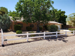 Photo of 561 West Indian Wells Court, Pahrump, NV 89060 (MLS # 2126775)